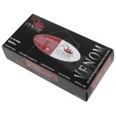 Venom Non-Sterile Powder-Free Latex-Free Nitrile Exam Gloves - Box of 100